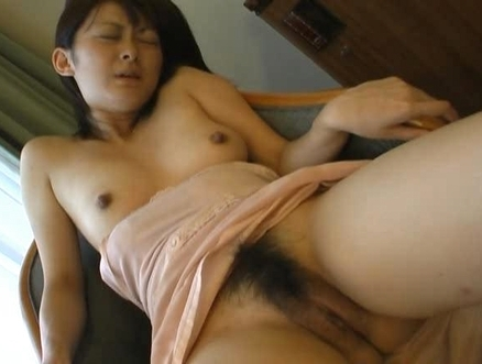 Misaki Ito Asian model enjoys some hard sex