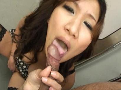 Asami Yoshikawa Asian model in hardcore fucking