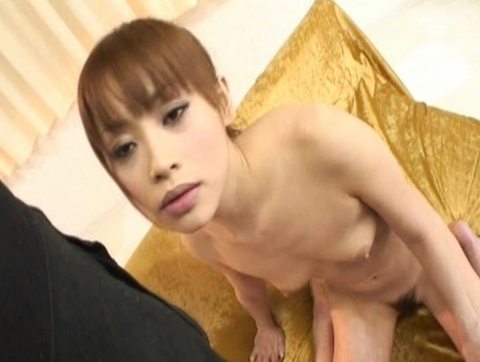 Miina Yoshihara Pretty Asian model gets a juicy creampie